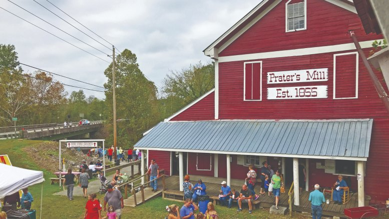 Prater's Mill Country Fair