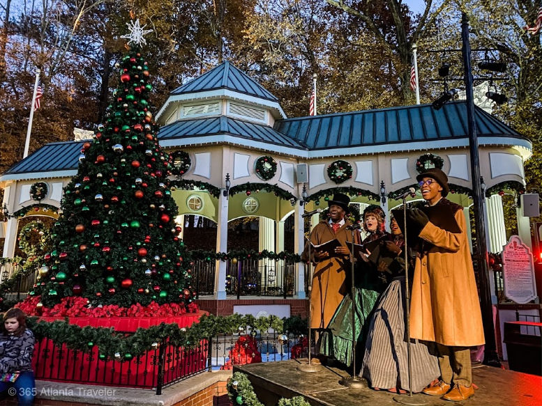 "7 ""Don't Miss"" Happenings at Six Flags Holiday in The Park"